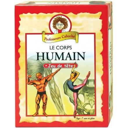 Prof Caboche Le Corps Humain