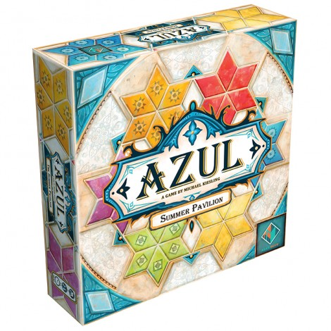 Azul Summer pavillion (multilingue)