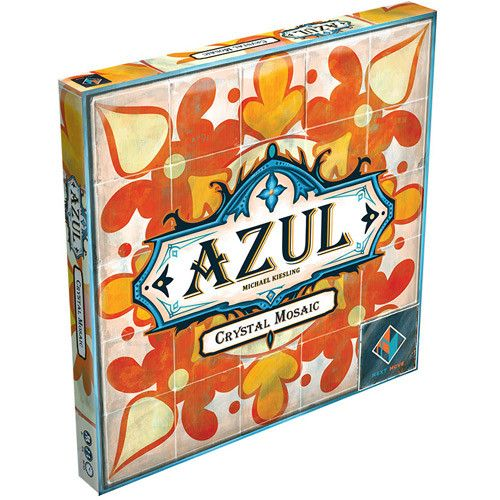 Azul : extension crystal mosaic (multilingue)