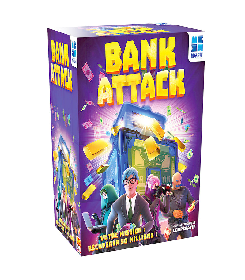 Jeu Bank Attack (vf)
