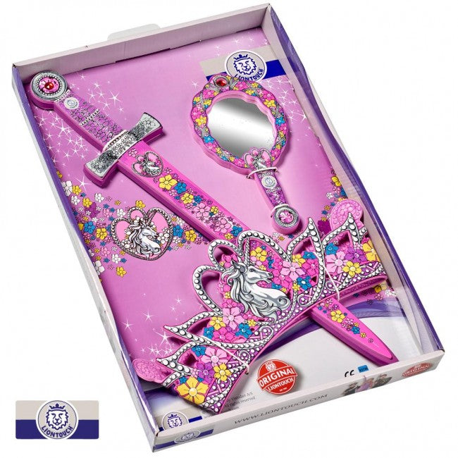 Lion Touch Ensemble Princesse Crystal