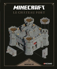 Minecraft Le château fort
