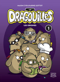 Dragouilles 01 Les origines