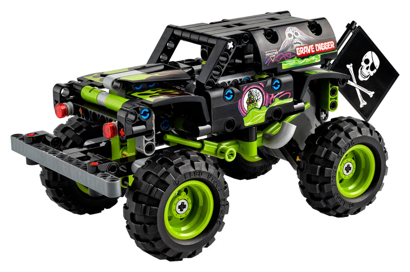 LEGO Technic - Monster Jam®  Grave Digger®