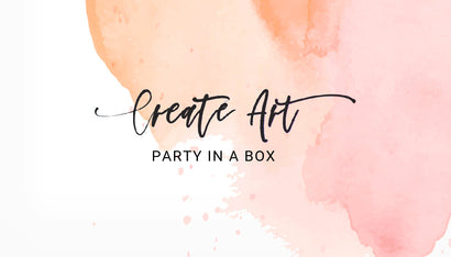Create Art, Party IN A BOX