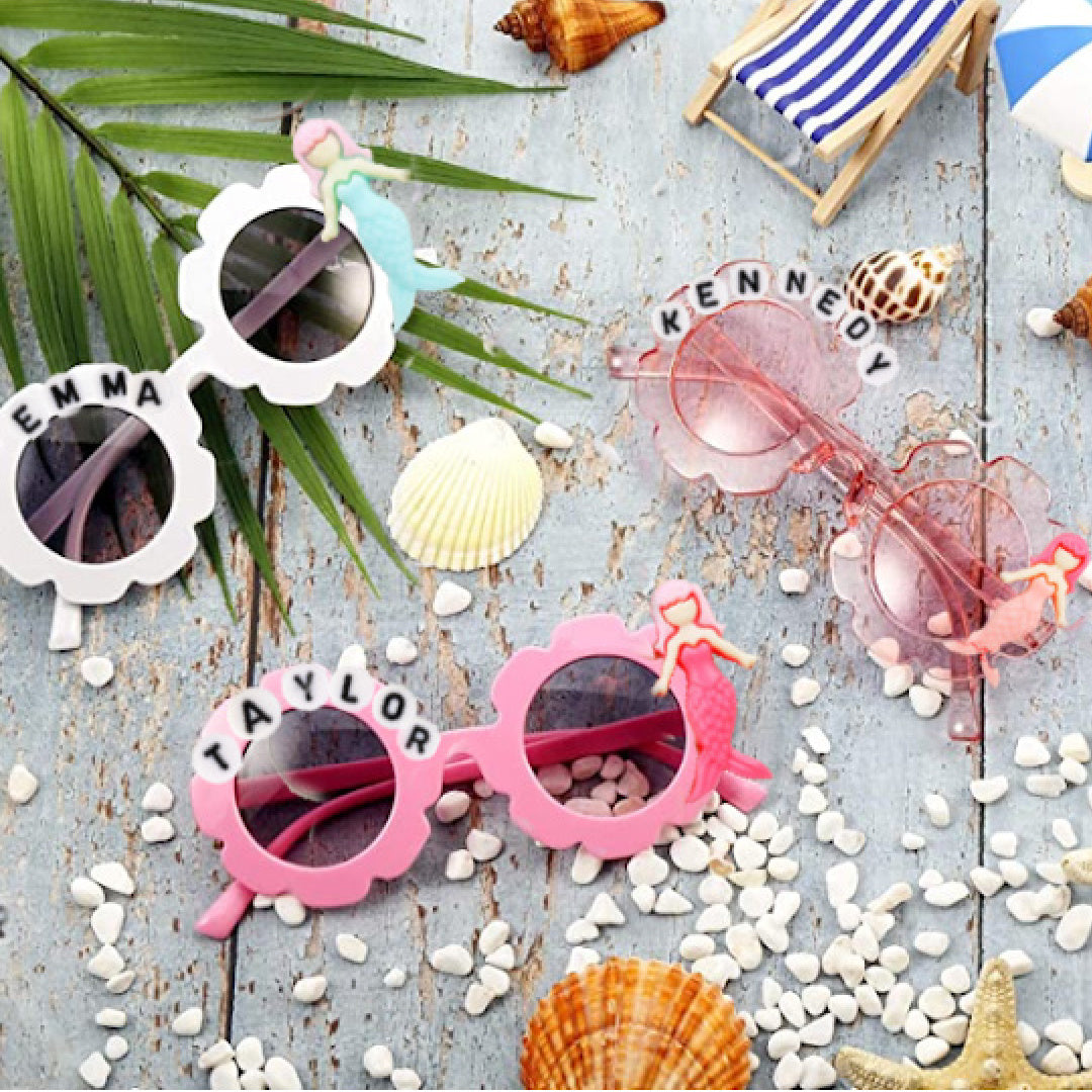 DIY Mermaid Sunglass Kit