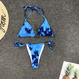 2020 String Bandage Swimsuit Women-Two-pieces - Shop women fashion clothing, Fragrances & skin, perfumes, shoes & accessories online !