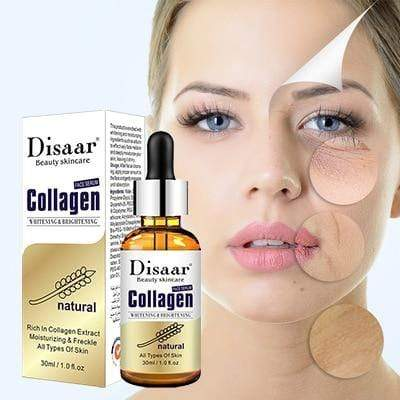 Disaar Collagen Whitening  Anti-Aging  Face Serum - Shop women fashion clothing, Fragrances & skin, perfumes, shoes & accessories online !