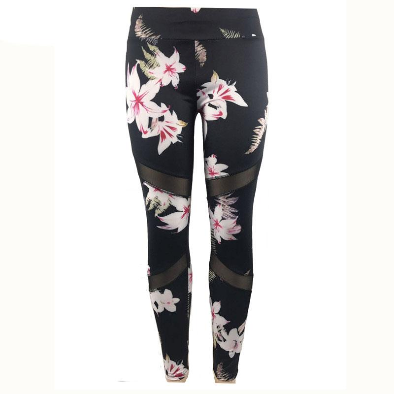 Gym Tights Flower Jogging Workout Set - Shop women fashion clothing, Fragrances & skin, perfumes, shoes & accessories online !