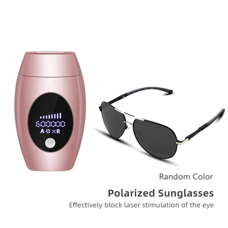 Permanent & Painless Laser Hair Removal Epilator - Shop women fashion clothing, Fragrances & skin, perfumes, shoes & accessories online !
