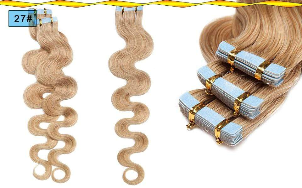 SEGO Body Wave Band In Human Hair Extensions