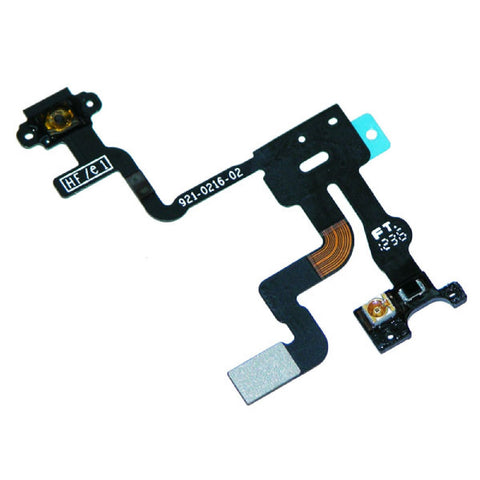 Power Flex Cable & Proximity Sensor Replacement for iPhone 4S - FormyFone.com