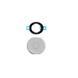 White Home Button Replacement Kit for iPad Air - FormyFone.com  - 2