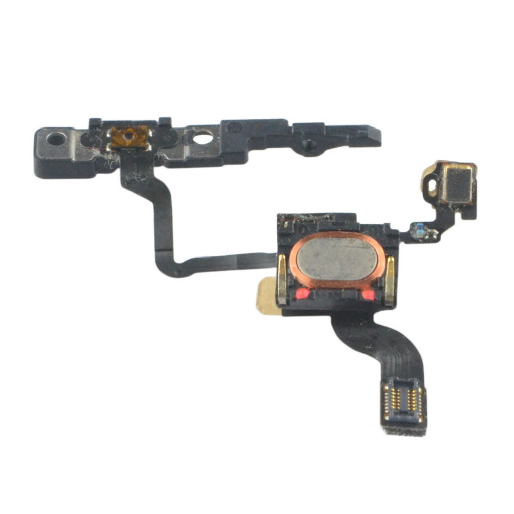Replacement Power Button Flex Cable With Bracket, Ear Speaker & Proximity Sensor - FormyFone.com  - 1