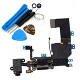 Dock Connector Headphone Jack Flex Cable Replacement For iPhone 5C - FormyFone.com  - 2