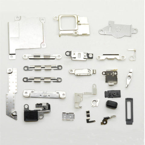 24 Piece Inner Metal Brackets Set for iPhone 5S - FormyFone.com