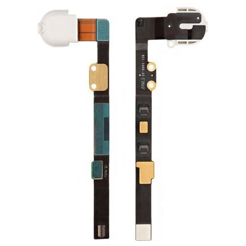 Replacement iPad Mini White Headphone Jack - FormyFone.com