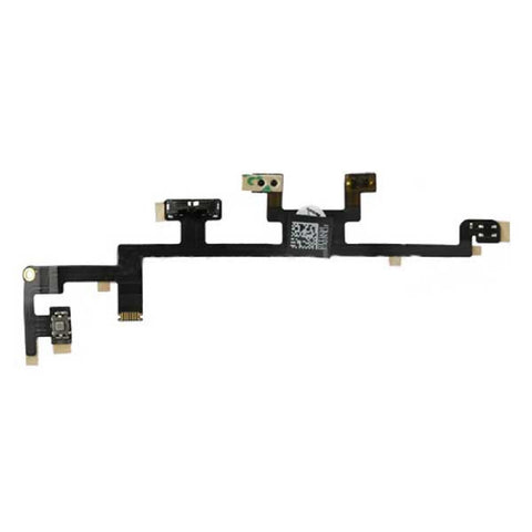 Replacement iPad 3 Power Flex Cable - Volume Buttons - Mute Switch - FormyFone.com