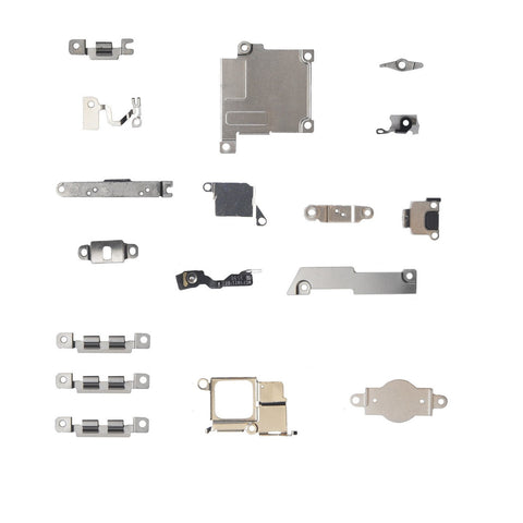 17 piece metal bracket replacement set for iPhone 5c