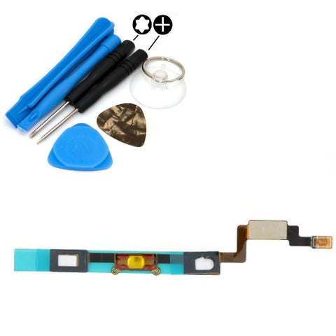 For Samsung Galaxy S4 Mini Home Button & Keyboard Sensor Flex Cable Replacement