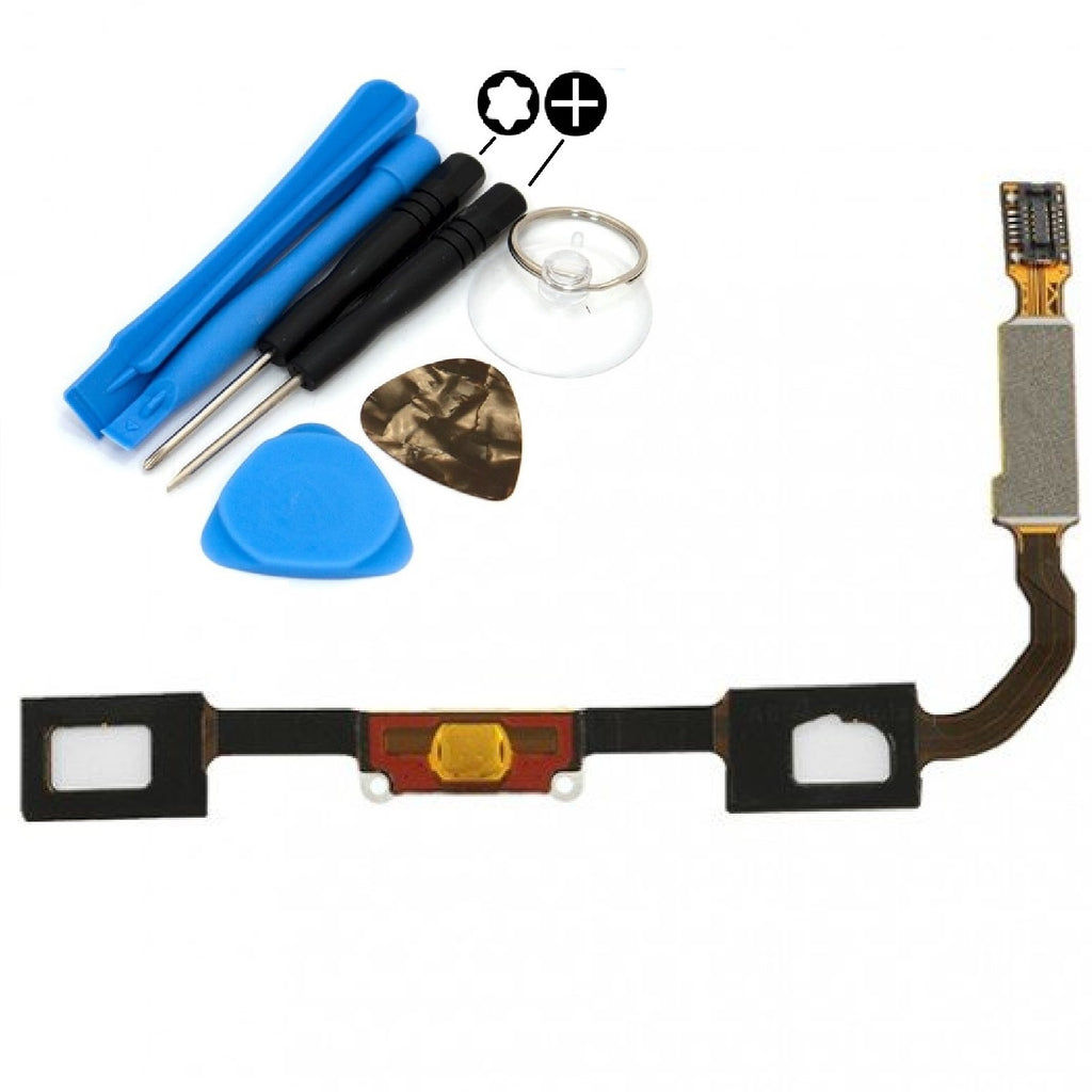 For Samsung Galaxy S4 Home Button & Keyboard Sensor Flex Cable Replacement