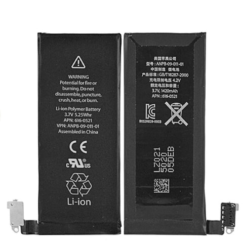 1420mAh Li-ion Battery Replacement for iPhone 4 - FormyFone.com  - 1