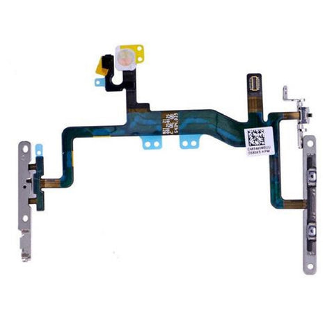 Power Flex Cable Replacement with Volume Buttons & Mute Switch For iPhone 6S - FormyFone.com  - 1