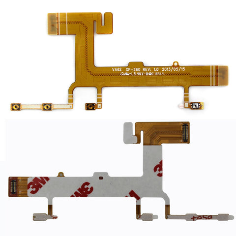 Side Buttons Flex Cable Power / Camera / Volume Buttons For Nokia Lumia 625 - FormyFone.com  - 1