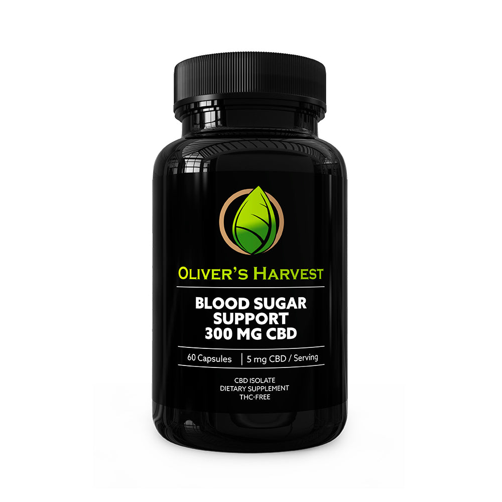 CBD Blood Sugar Support 300 MG CBD