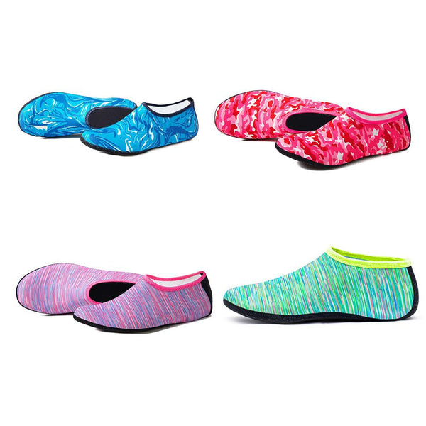 Women Men Summer Yoga Sport Shoes Quick-Dry Barefoot Slipper