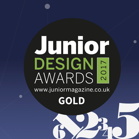 Gold Award Bloom and Blossom Junior Design Awards