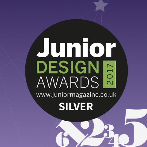 Silver Award Bloom and Blossom Junior Design Awards