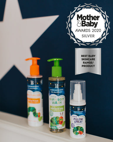 Mother and Baby Awards - Silver, Very Hungry Caterpillar Range