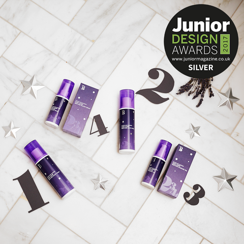 Silver Award Winner Junior Design Awards Bloom and Blossom Best Baby Range