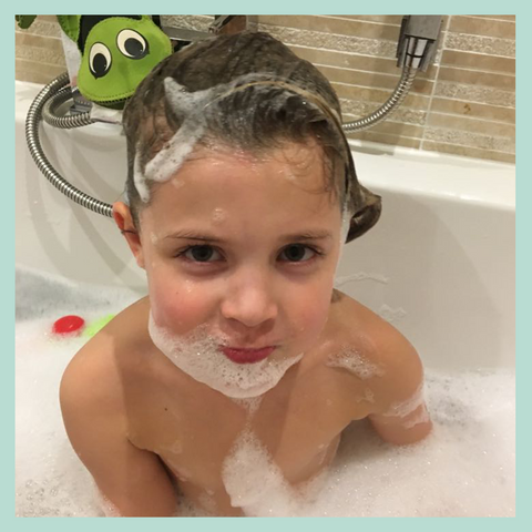 Bedtime in the Moss household is just real family life - our bath to ...