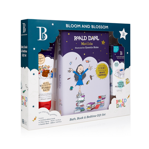 Matilda Bath, Book & Bedtime Gift Set