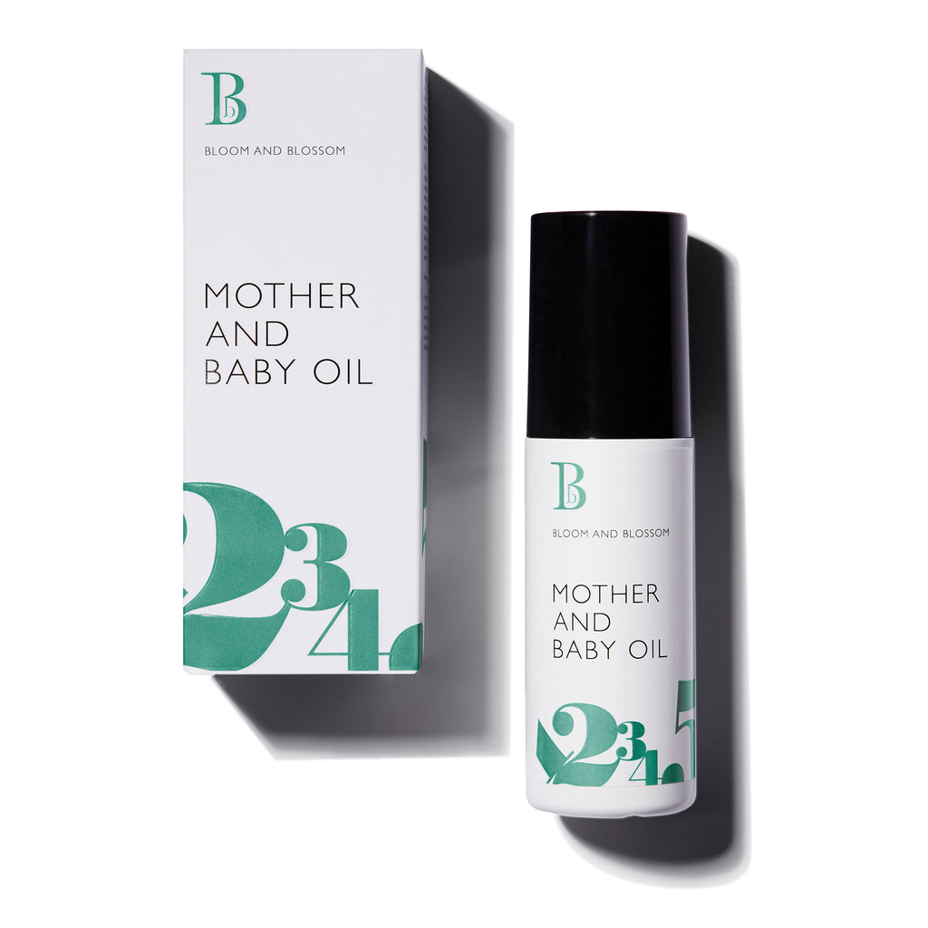 Mother and Baby Oil