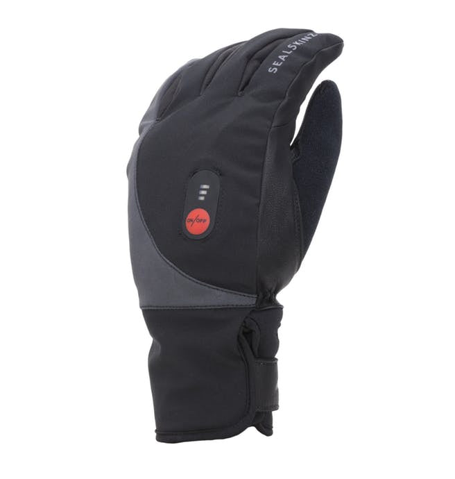 sealskin waterproof heated glove