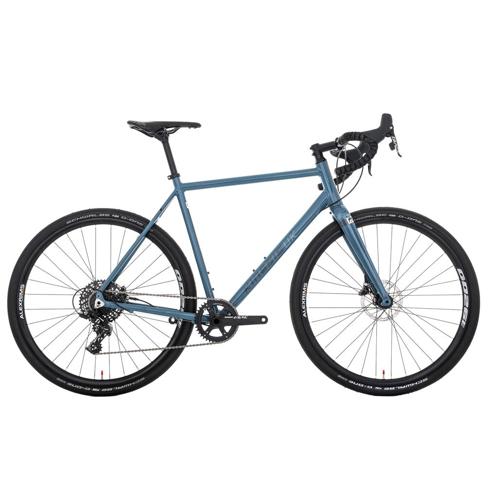 Kinesis G2 Gravel Adventure Bike