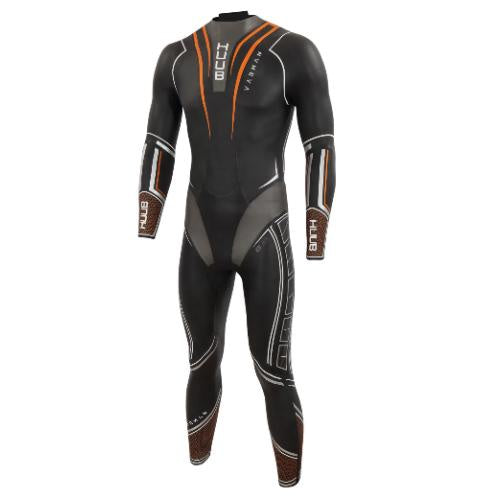 Huub Varman 3:5 Black Full Suit