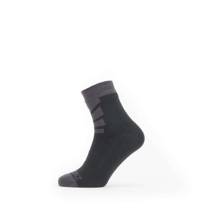 sealskin waterproof warm weather ankle sock