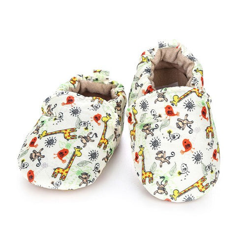 Soft shoes for babies | cradle shoes for infants