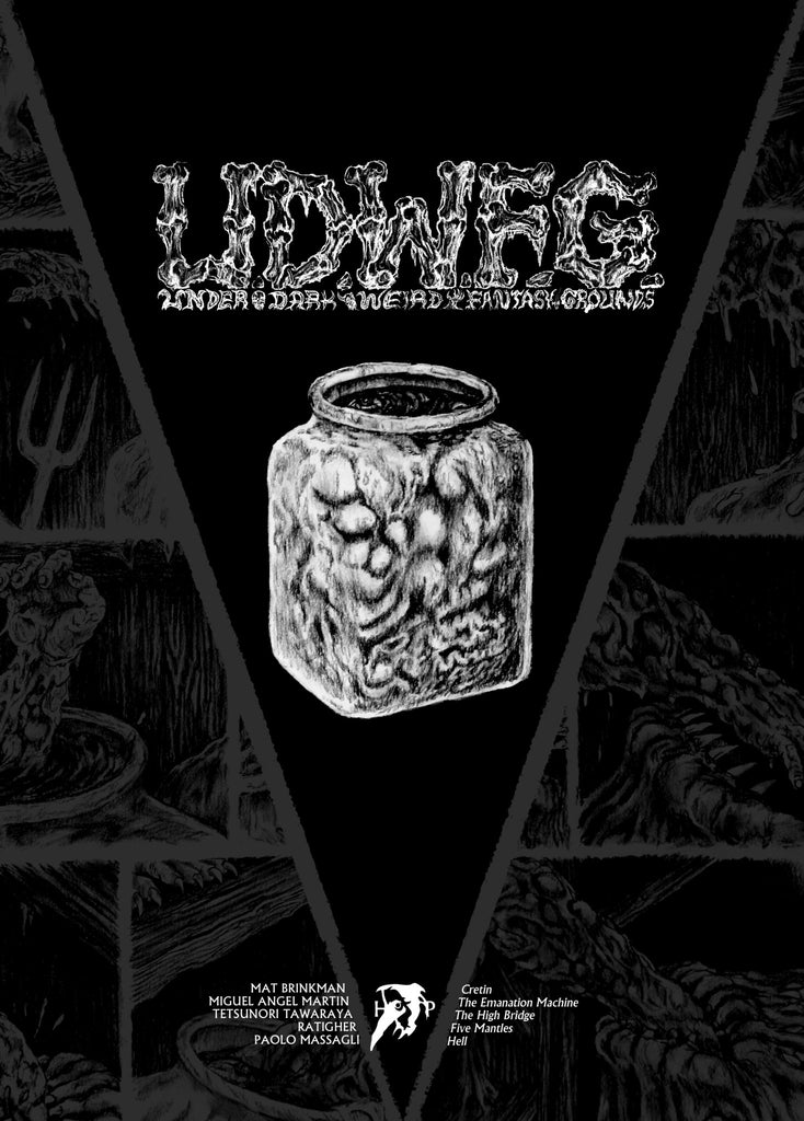 U.D.W.F.G. vol.1 (only available with the complete set!)