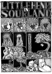 Little Henri in Sourland - page #11