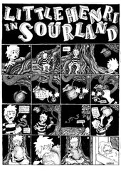 Little Henri in Sourland - page #12