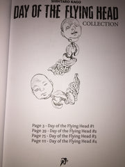 Day of the Flying Head - collection