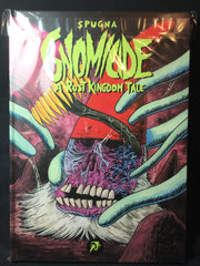 Gnomicide HC edition + original artwork
