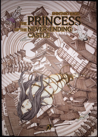 the Princess of the Never-ending Castle - pocket edition