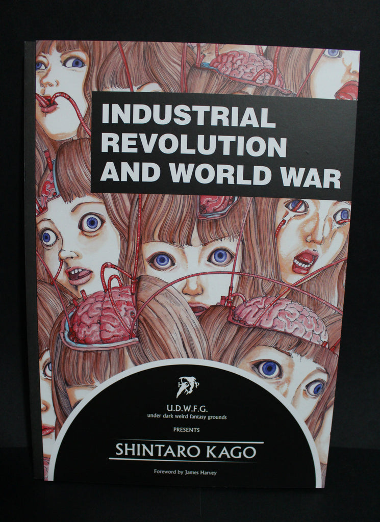U.D.W.F.G. presents SHINTARO KAGO - Industrial Revolution and World War