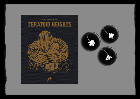 TERATOID HEIGHTS limited preorder!